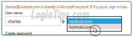 Hotmail sign up: get a free outlook.com email address